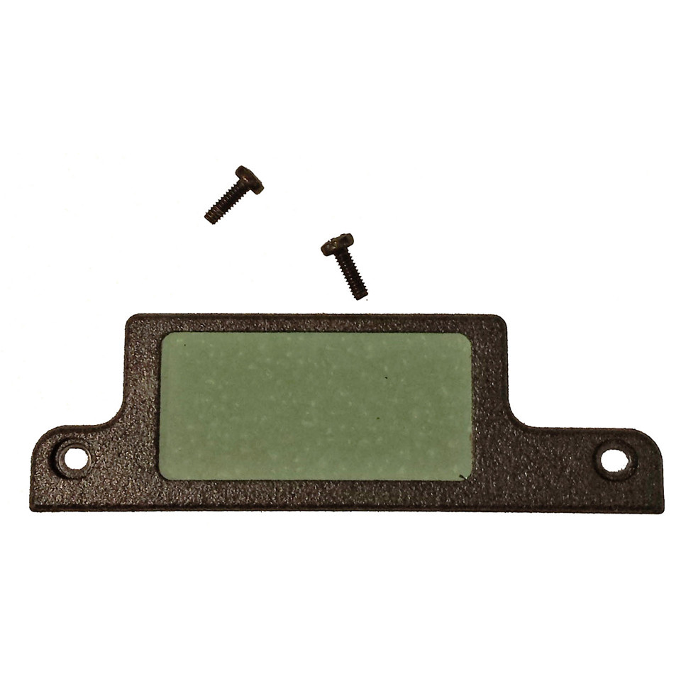 V110 NVIS filter for the front panel indicators